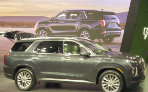 The all-new 2020 Hyundai Palisade
