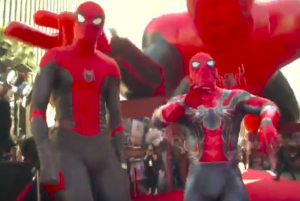 Spiderman Far From Home: Premiere Red Carpet